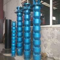 天津溫泉井用熱水深水泵廠家-潛成地熱井專用泵