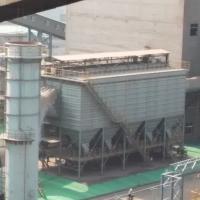 6000馬力廢鋼鐵破碎除塵器箱體采用氣密性設計