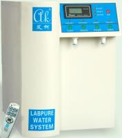 云南超纯水机24L/H理化实验用设备