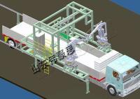 吉林桁架裝車機生產廠家 供應制藥廠碼垛裝車機器人