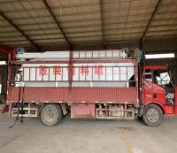 25吨饲料运输车罐 35立方散装饲料车 厂家定制价