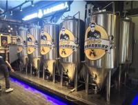 厂家直销小型啤酒设备