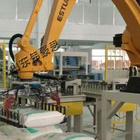 河南药品机器人拆垛机 全自动卸垛机械手厂家