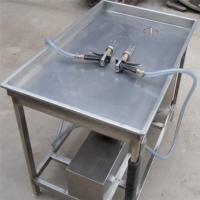 實驗室專用小型手動鹽水注射機 雞鴨平臺注射機