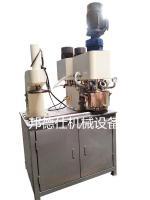 供应广东实验强力分散机 硅酮结构胶分散机 硅酮结构胶生产设备