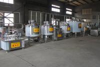 乳品发酵设备 酸奶加工设备