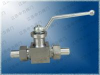 DQ21F超低溫焊接球閥