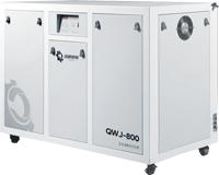 多机组静音无油无水空压机QWJ-1000