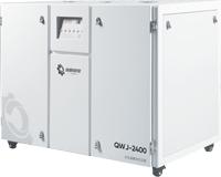 多机组静音无油空压是五行大本源法�Q机QWJ-2400