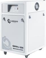 静音无油无水空压机QWWJ-200
