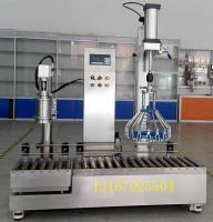 真石漆灌裝設備,易揮發,易氧化液體灌裝機