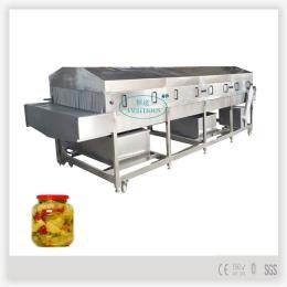 鲜椒酱杀菌机诸城天顺TS品牌巴氏杀菌机自动化灭菌(酱菜)专用杀菌设备