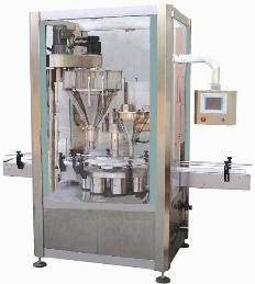 高精度罐装∮机
