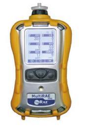 美国华瑞RAE PGM-6208六合一气体检测仪