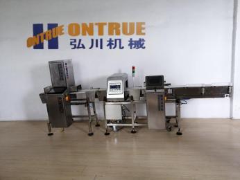 金重一体机设备 称重金检设备 金属检测称重设备
