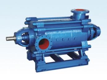 钢铁D系列卧式多级离心泵