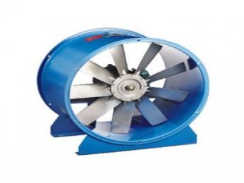 POG動葉可調軸流通風風機