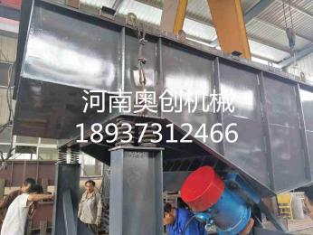 水泥直線振動篩-生產廠家-選型特點-價格優惠