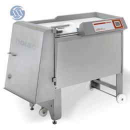 德国HOLAC CUBIXX100L型多功能肉类切片机 切丝机 切丁机