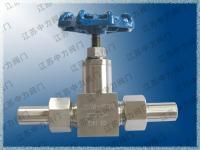 J23W高压焊接截止阀