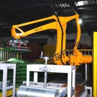 厂家直销化肥全自动包装线 全自动机器人码垛设备