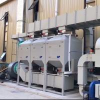 塑料包装厂VOC废气催化燃烧设备无二次污染