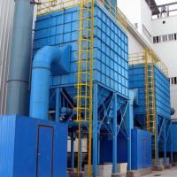 鍋爐脈沖布袋除塵器的組成結構及應用范圍