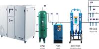 实验室静音空压机集中供气系统(分体式)
