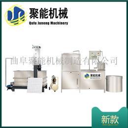 全自动压豆腐干机 自动数控豆干机 聚能豆制品加工设备