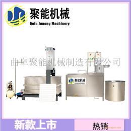 河南大型豆腐干压榨成型机 压豆腐干机自动调节