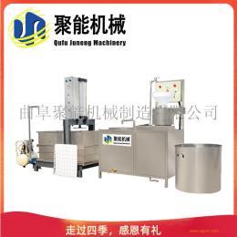 新型豆干成型机 豆腐干压榨成型机
