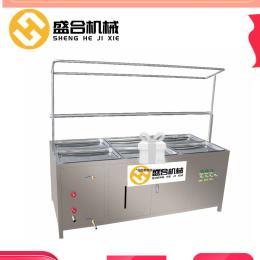 广西小型腐竹机加工设备批发厂家盛合自动腐竹油皮机