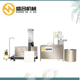 浙江小型全自动压豆干机盛合机械设备