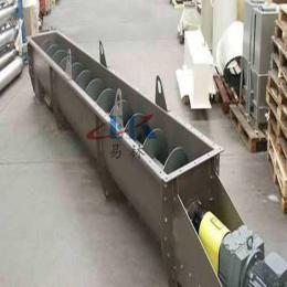 螺旋输送机,易林机械专业生产不锈钢304螺旋绞龙