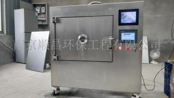 箱式微波干燥机特点/箱式微波杀菌机