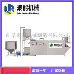 全国热销不锈钢豆腐皮机厂家 随时来厂考察聚能豆皮机