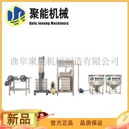 曲阜聚能定制不同尺寸的豆腐皮机 直供没有中间商千张机