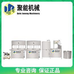 节能型小型豆腐机 商用规格豆腐机厂家 聚能豆制品机械