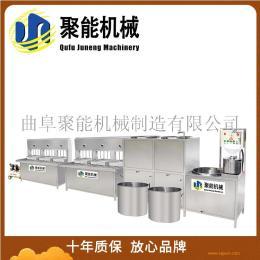 长沙花生豆腐机价格 燃气加热全自动豆腐机 聚能豆制品设备报价