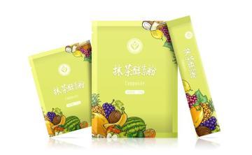 酵素粉oem加工 酵素饮料 综合果蔬酵素粉 抹茶代餐粉 台湾酵素