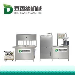 湖北全自动豆腐机 豆腐机自动化生产线