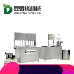 青州全自动豆腐机 卤水豆腐机供应商