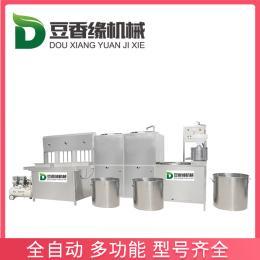 广东小型豆腐机 煤气蒸汽锅炉豆腐机