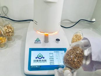 卤素水分测定仪工作原理/检测方法