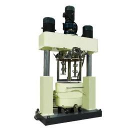 龙门式三轴分散搅拌机,三轴搅拌机,三轴高低速搅拌机