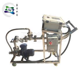 減水劑定量灌裝桶計量設備化工溶劑自動分裝大桶設備