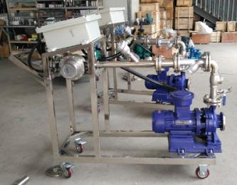 增塑剂吨桶自动定量装桶计量系统