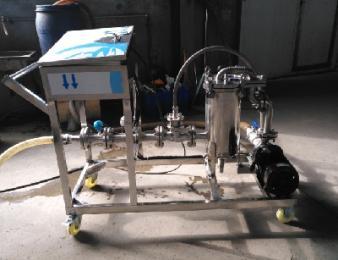 液體原料自動灌裝25公斤桶計量設備