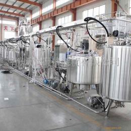 羊奶生产线 酸奶加工设备 牛奶生产机械
