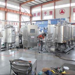 厂家定制全套酸奶智能化加工设备,酸奶生产线